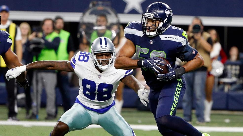 Gritty Seahawks Keep Playoff Hopes Alive Eliminate Cowboys