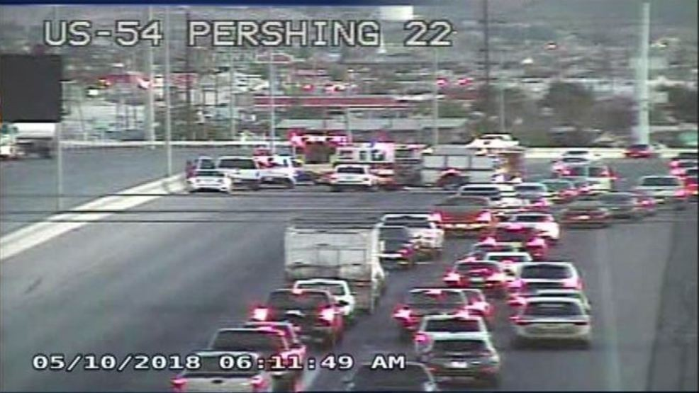 Crash on U S  54 near Pershing causing delays | KDBC