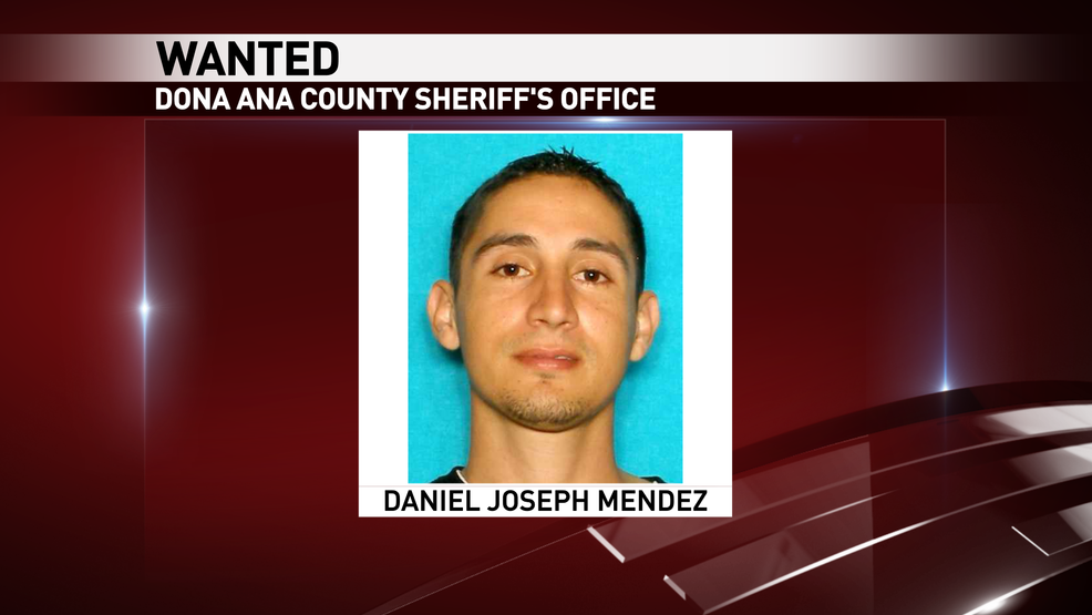 El Paso man wanted for identity theft in Dona Ana County | KDBC
