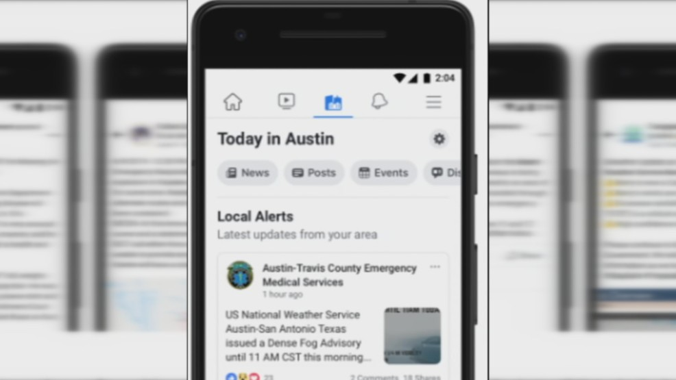 Facebook launches new feature to let users know of emergency