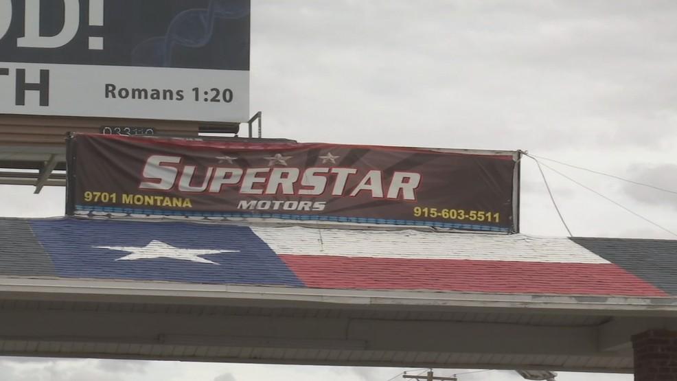 El Paso Car Dealerships >> East El Paso Dealership Receives Damages After Car Crash On
