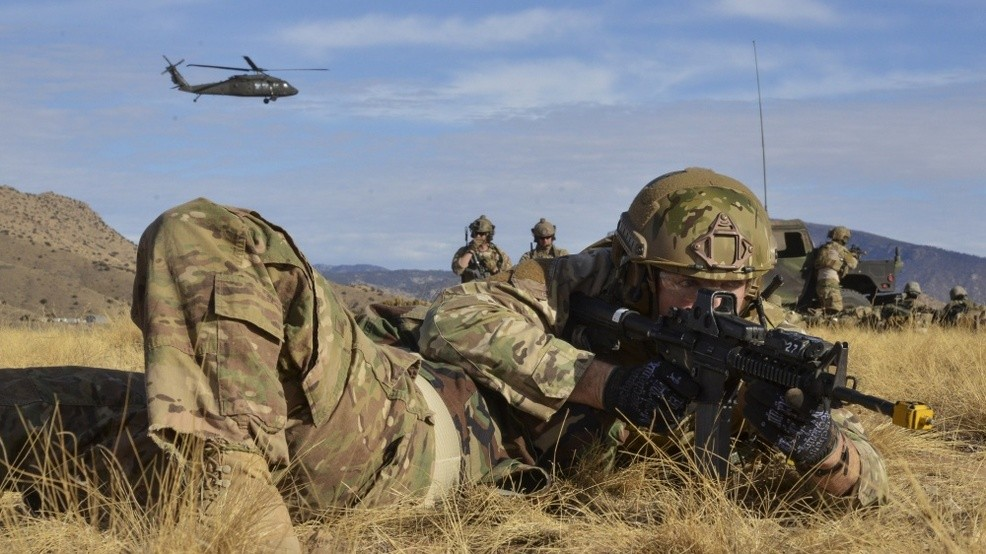 Fort Bliss assists Air Force with crucial pararescue
